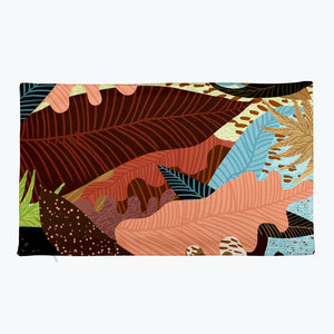 Earthy Forest Rectangular Pillow Case only