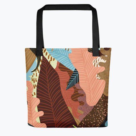 Earthy Forest Tote bag