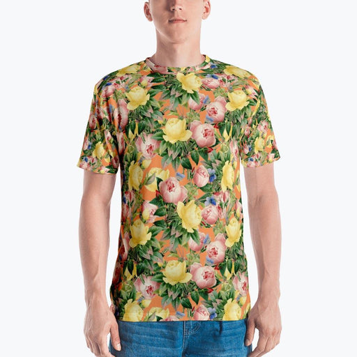 Flora Men's All-Over T-shirt