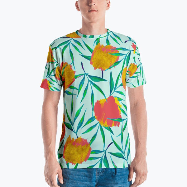 Floraison Men's All-Over T-shirt