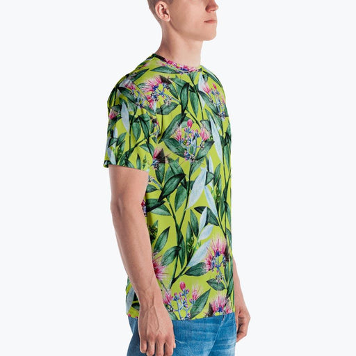 Floral Cure Men's All-Over T-shirt