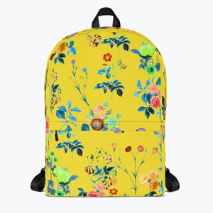 Floral Shower Backpack