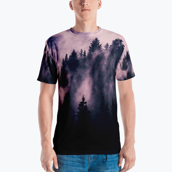 Foggy Night Men's All-Over T-shirt