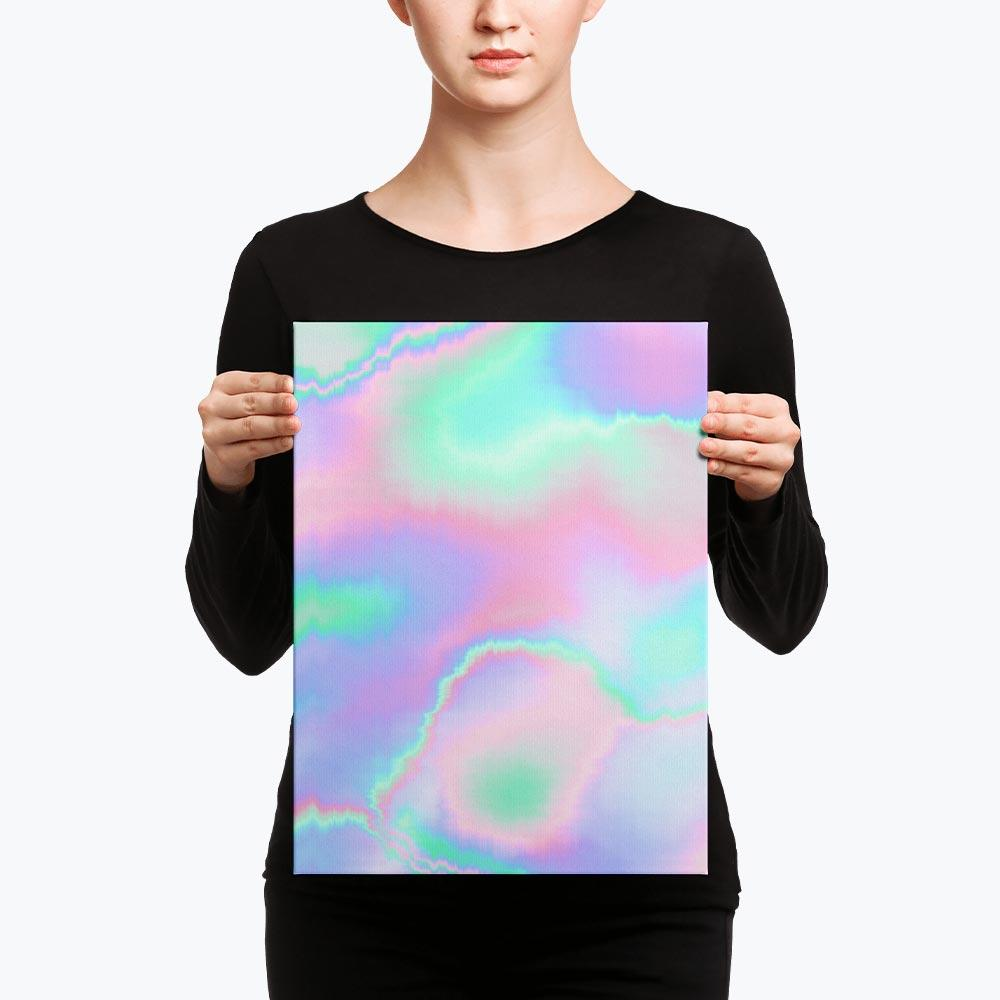 Holograph Canvas