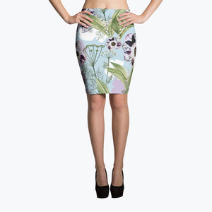 Kaya Pencil Skirt