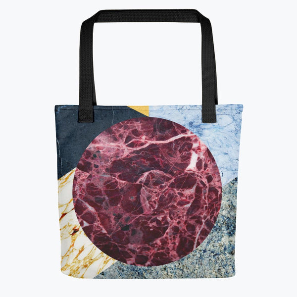 Marble Ecstasy Tote Bag