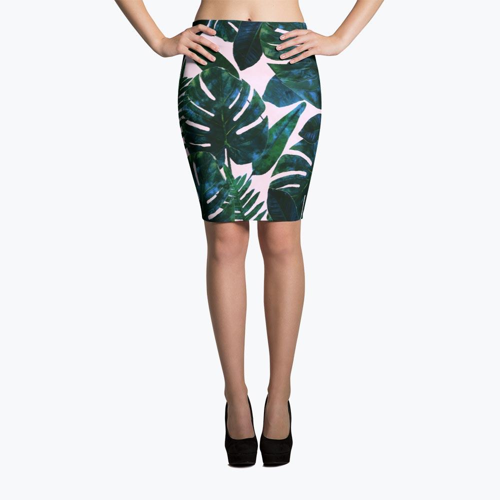 Perceptive Dream Pencil Skirt