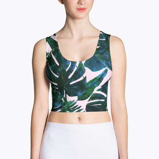 Perceptive Dream  Sublimation Crop Top