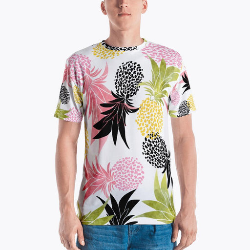 Pineapples Men's All-Over T-shirt