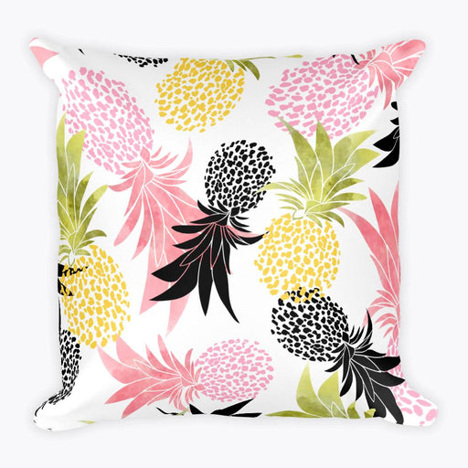 Pineapples Square Pillow