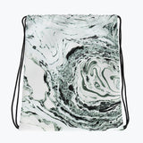 Salt Drawstring bag