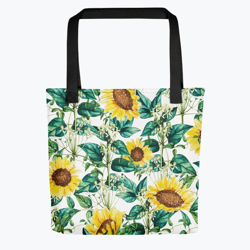 Sunflower Valley Tote bag
