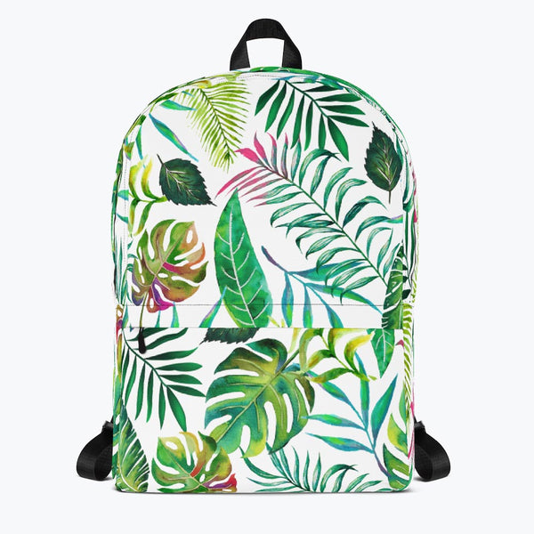 Tropical Flora Backpack