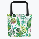 Tropical Flora Tote bag
