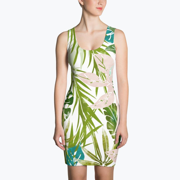 Veronica II Sublimation Dress