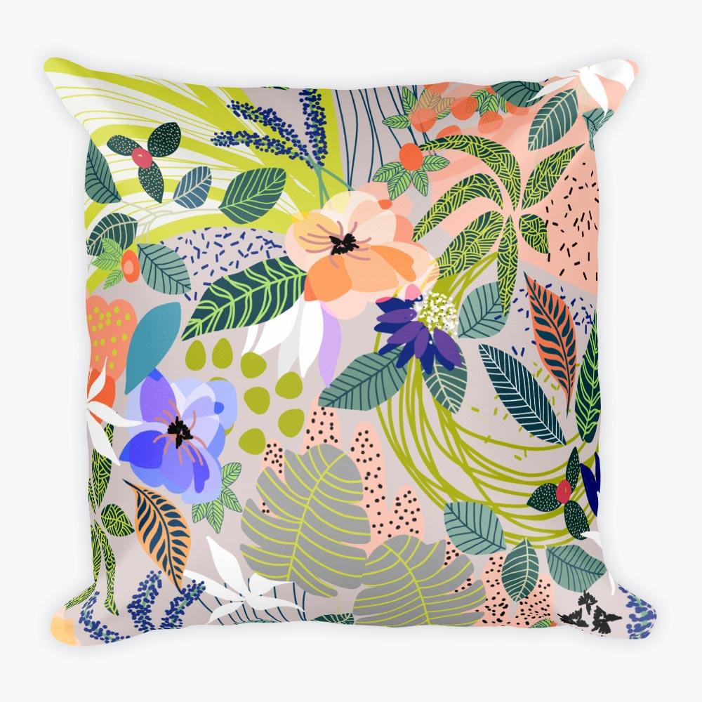 Wander Square Pillow