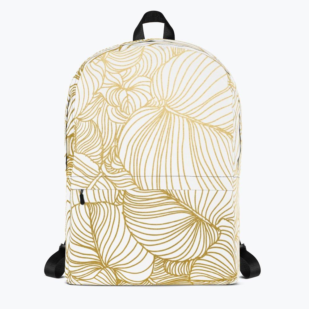 Wilderness Gold Backpack