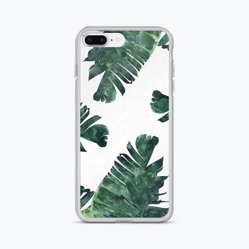 Banana Leaf iPhone Case