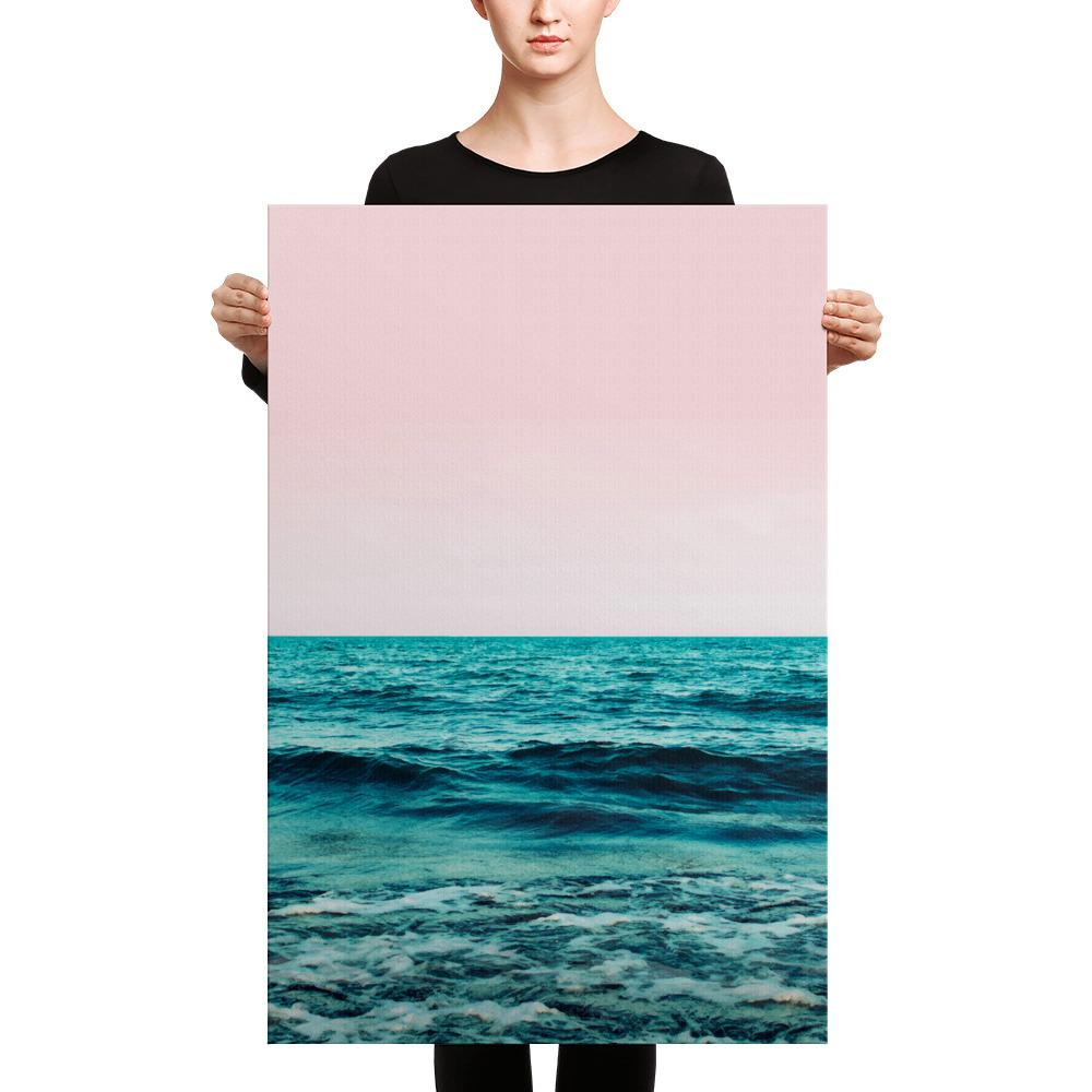 Ocean Love Canvas