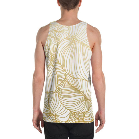 Wilderness Gold Unisex Tank Top