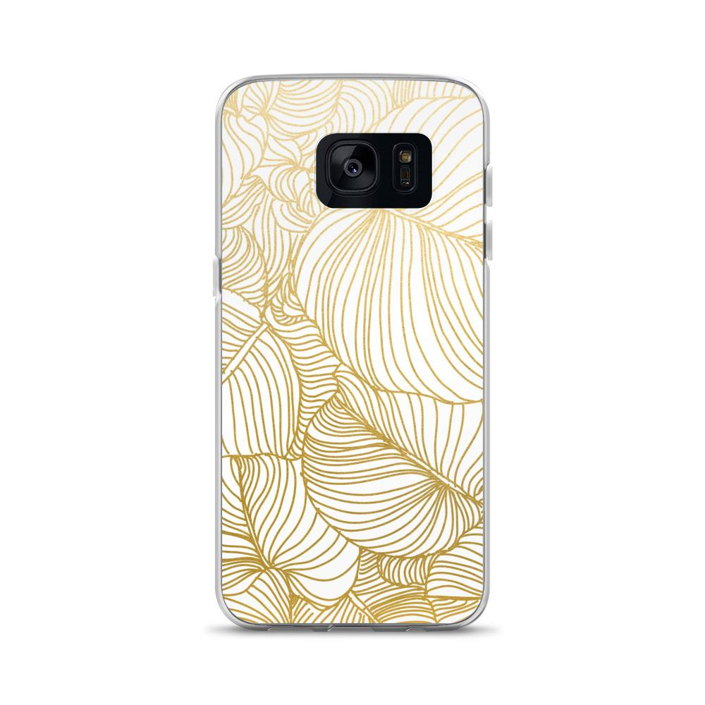 Wilderness Gold Samsung Case