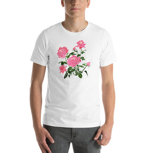 Rose II Short-Sleeve Unisex T-Shirt