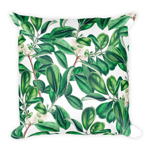 Botanica Square Pillow