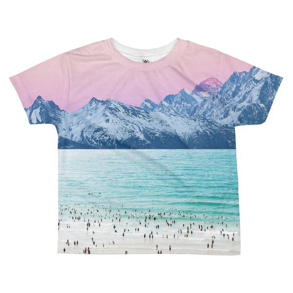 The Island All-over kids T-shirt