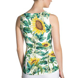 Sunflower Valley Sublimation Tank Top