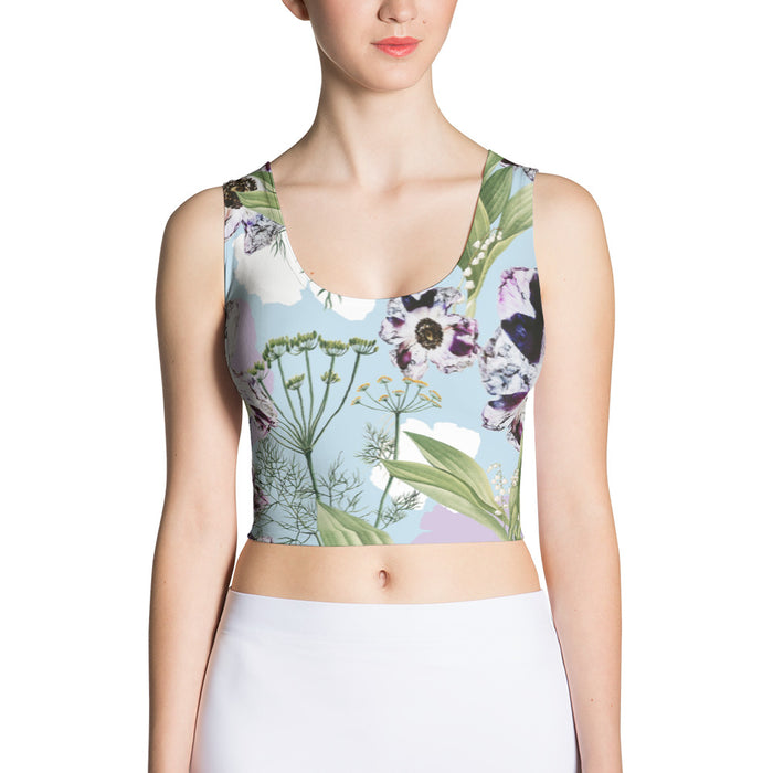 Kaya Sublimation Crop Top