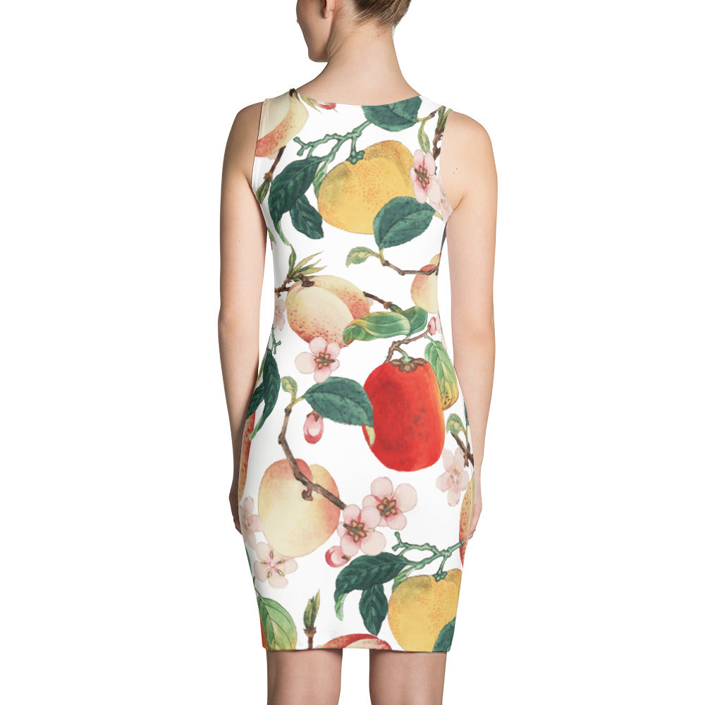 Fruity Summer Sublimation Dress