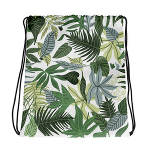 In The Jungle Drawstring Bag