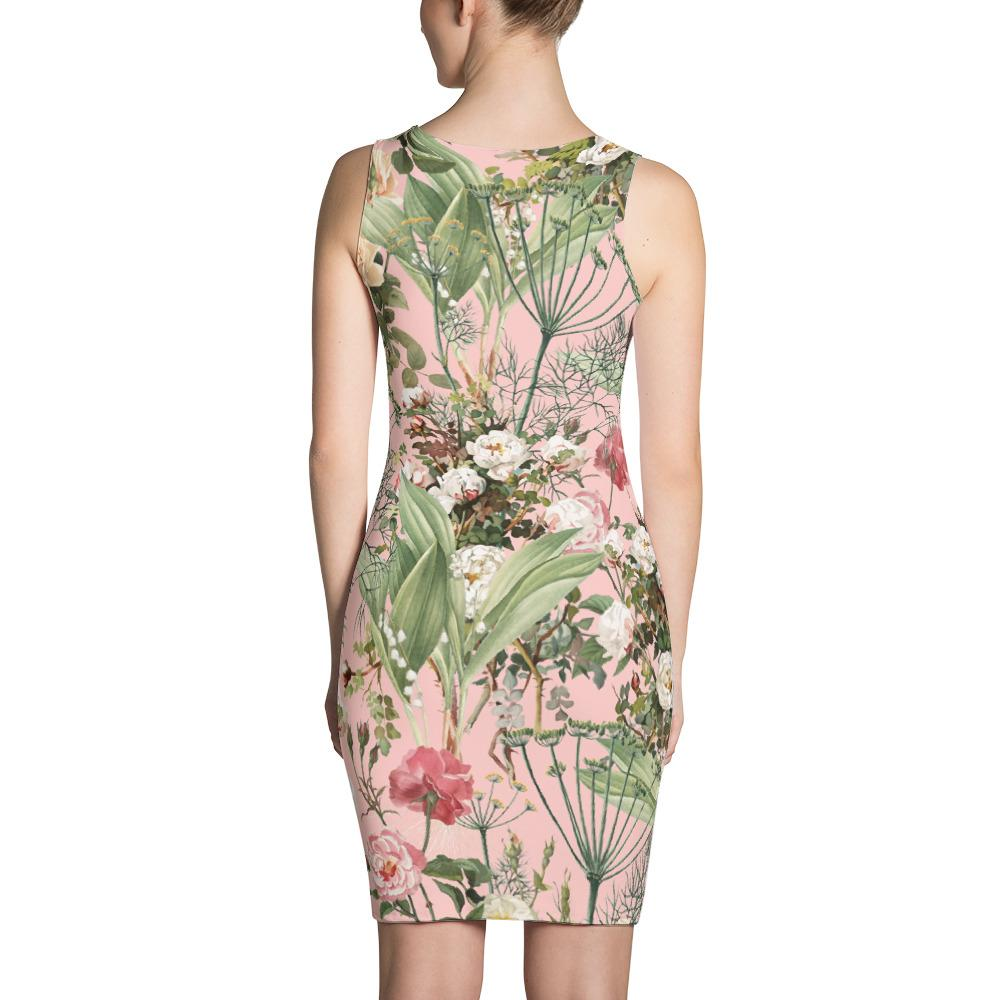 Botanic Sublimation Dress