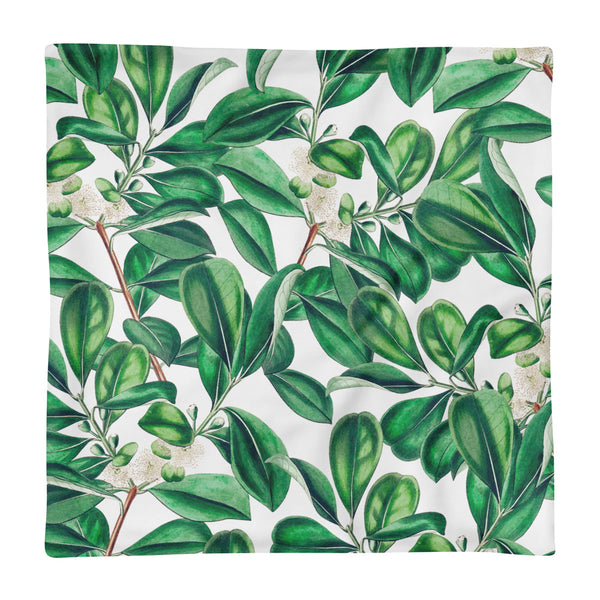 Botanica Square Pillow Case only