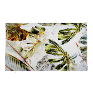 Vintage Tropica Rectangular Pillow Case only