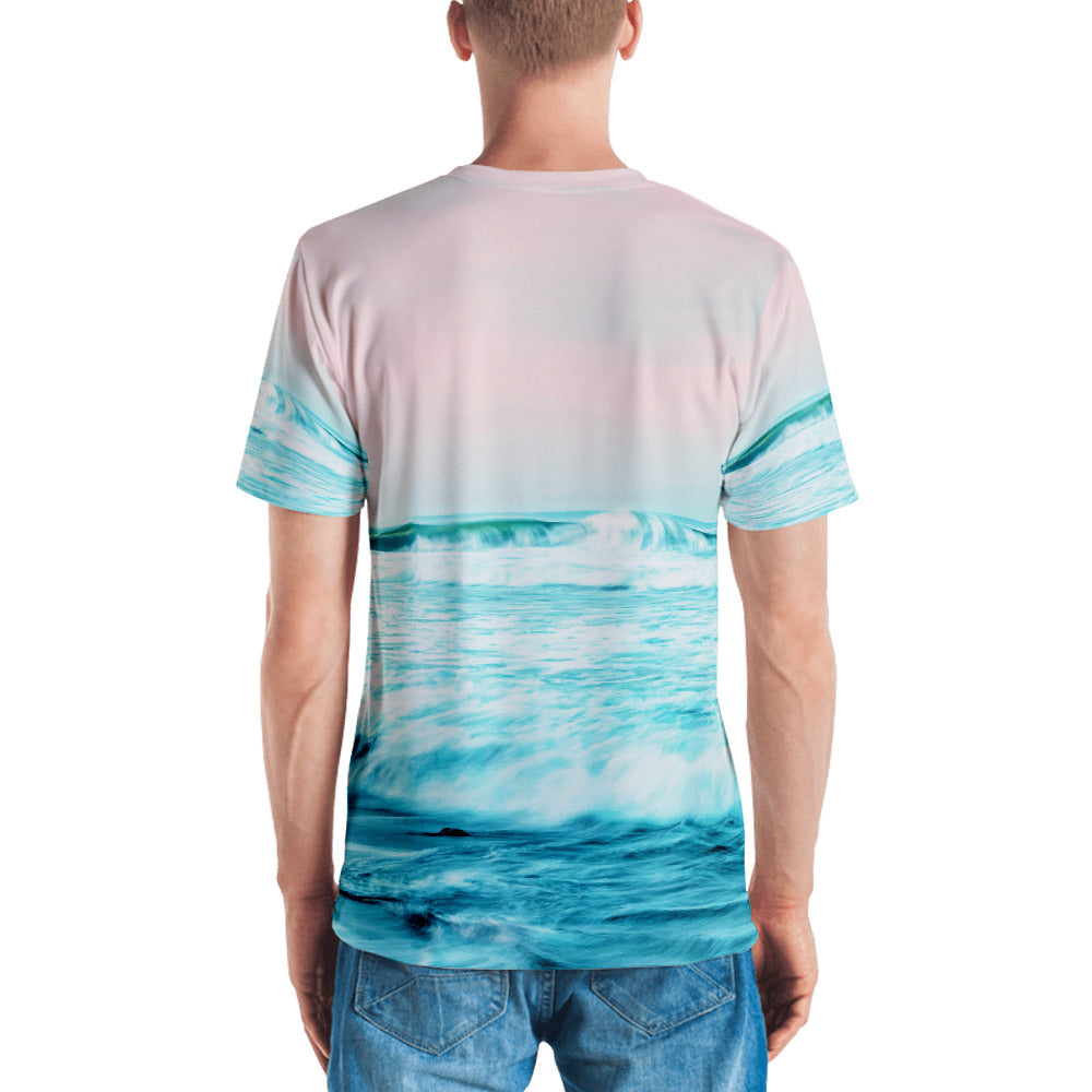Sun. Sand. Sea. Men's All-Over T-shirt