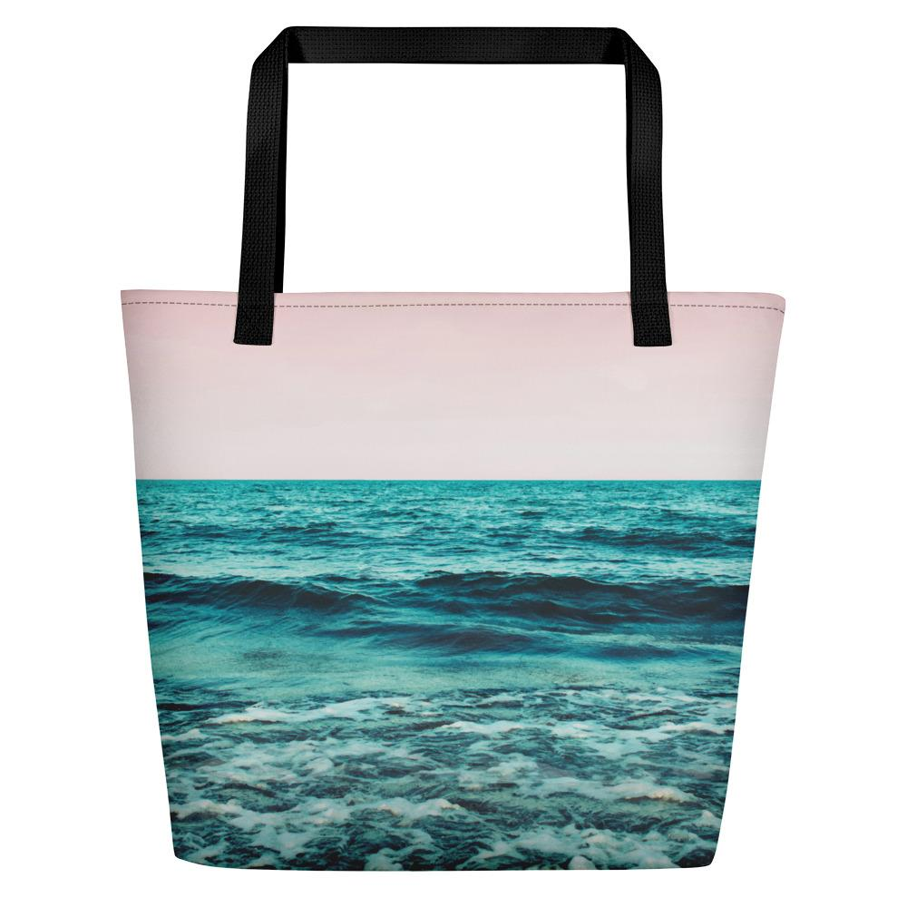Ocean Love Beach Bag