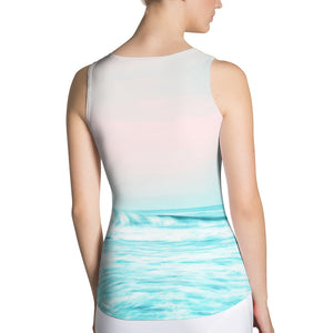 Sun Sand Sea Sublimation Tank Top