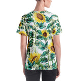 Sunflower Valley Women's All-Over T-shirt