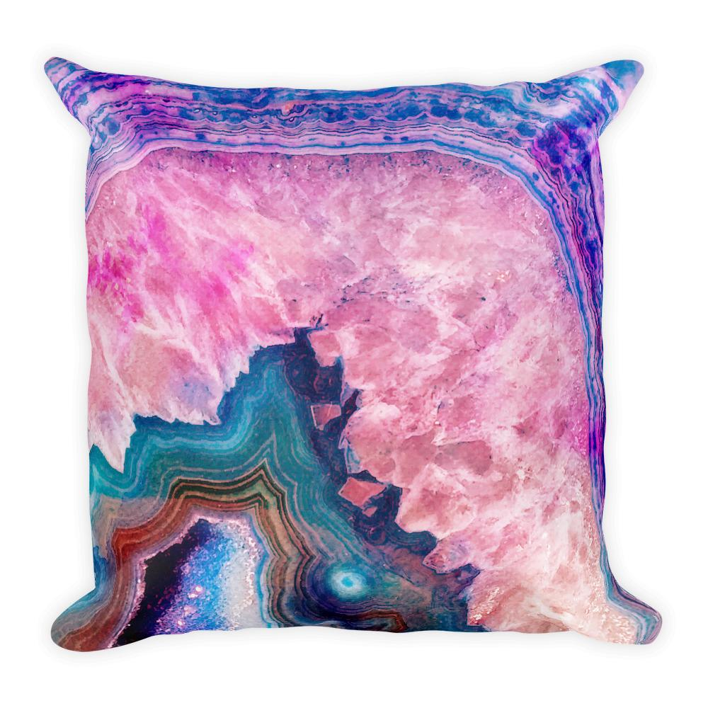Agate Square Pillow