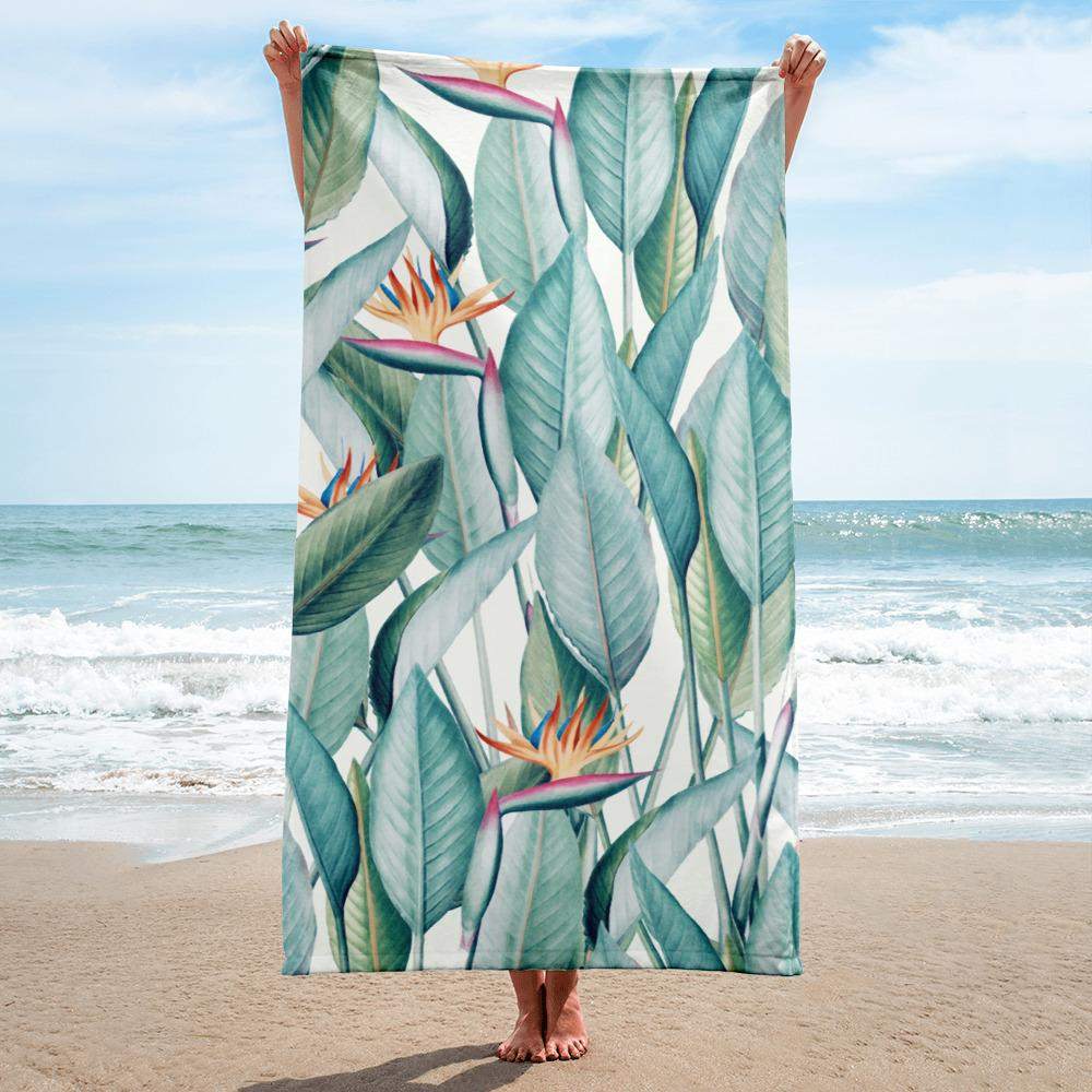 Back to Paradise Island Towel