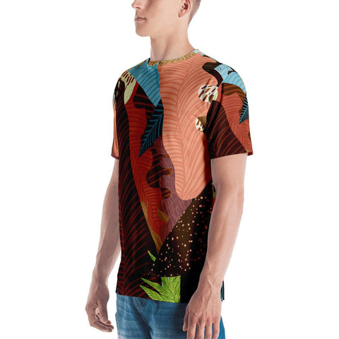 Earthy Forest Men's All-Over T-shirt