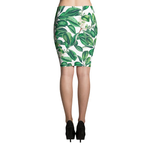 Botanica Pencil Skirt