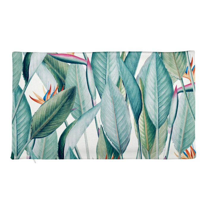 Back to Paradise Island Rectangular Pillow Case only