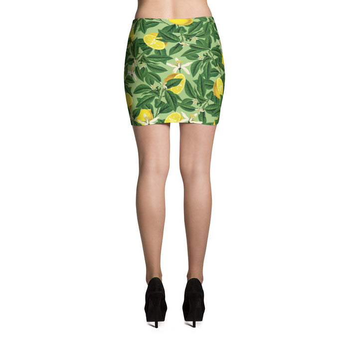 Lemonade II Mini Skirt