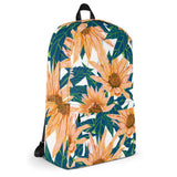 Blush Sunflowers Backpack