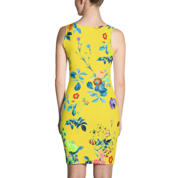 Floral Shower Sublimation Dress