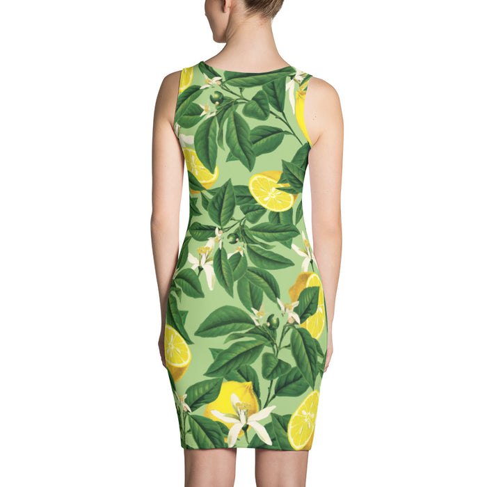 Lemonade II Sublimation Dress