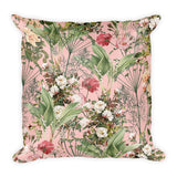 Botanic Square Pillow