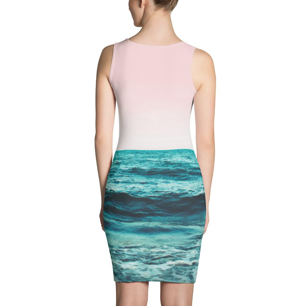 Ocean Love Sublimation Dress